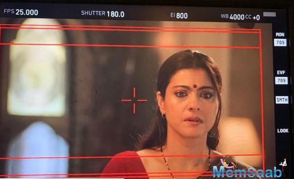 First Look of Kajol, Shruti Hassan, Neha Dhupia Starrer Short Film Devi released