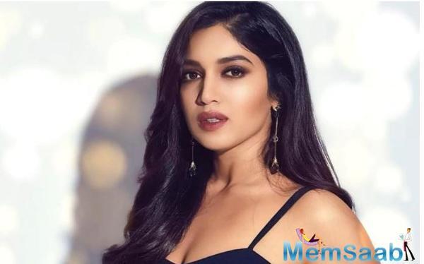 Last year she acted in 3  back-to-back films, namely Saand Ki Aankh, Bala and Pati, Patni Aur Woh.