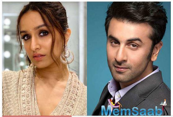 Shraddha Kapoor, who is set to star opposite Ranbir Kapoor in Luv Ranjan's next directorial, says she is excited to work with the actor and the filmmaker.