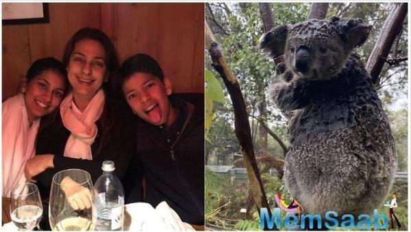 Juhi Chawla's son donates 300 pounds from pocket money for Oz Bushfire
