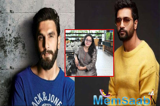Vicky Kaushal replaced Ranveer Singh for Meghna Gulzar next