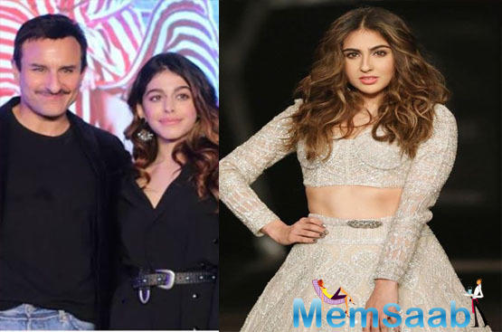 The Nitin Kakkar directorial is highly anticipated but little does anyone know that the film was earlier planned with Saif and his real-life daughter Sara Ali Khan.