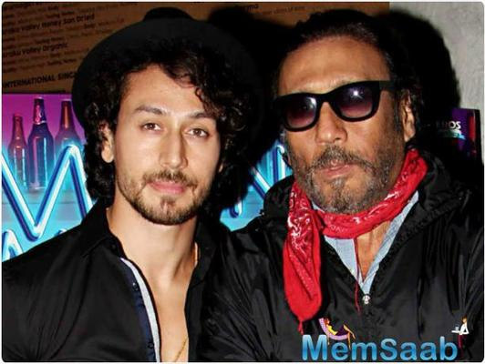 According to reports, the senior Shroff will play daddy to his real son in the third instalment of Baaghi.