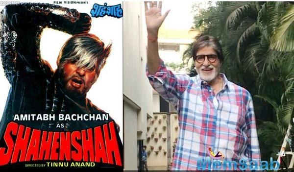 Shahenshah remake is in the works