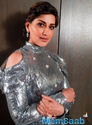 Sonali Bendre: I came into movies to make money and I fell in love with the profession