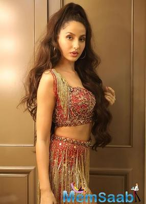 Nora Fatehi: I don't consider my performances as item numbers, they are dance numbers