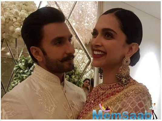 Deepika Padukone's special request to hubby Ranveer Singh will leave you in splits
