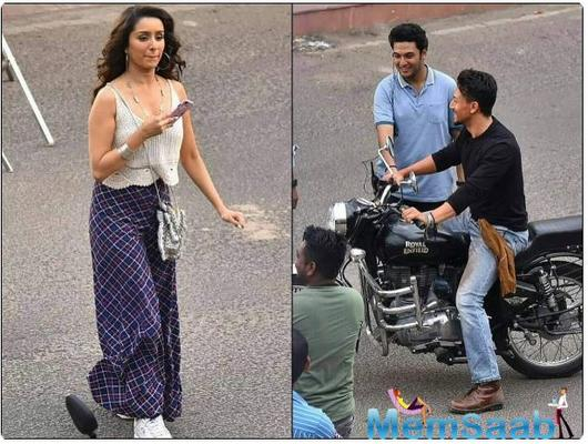 Tiger Shroff shares an explosive glimpse of 'Baaghi 3'