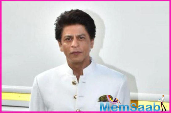 "About his own religion, Shah Rukh had said, ""I'm not religious in terms of reading namaz [prayer] five times but I am Islamic. I believe in the tenets of Islam and I believe that it's a good religion and a good discipline."