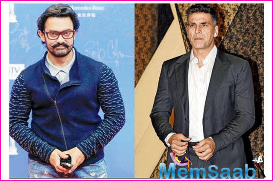 Laal Singh Chaddha to have a solo release this christmas; Aamir thanks Akshay Kumar