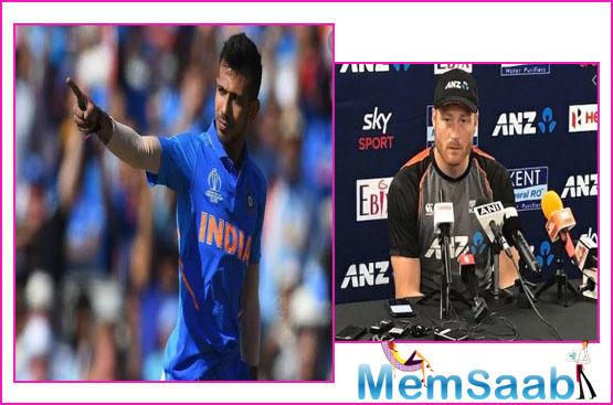 Saif Ali Khan: It would be fun to see Yuzvendra Chahal take Martin Guptill's wicket