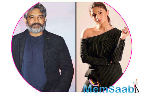 Song being added for Alia in RRR