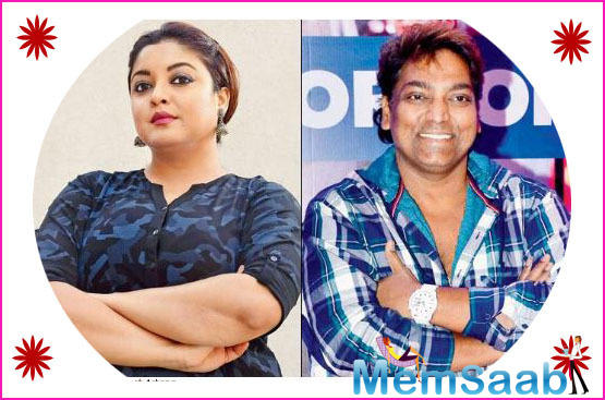 Tanushree Dutta: Ganesh Acharya should be boycotted by Bollywood and other film industries.