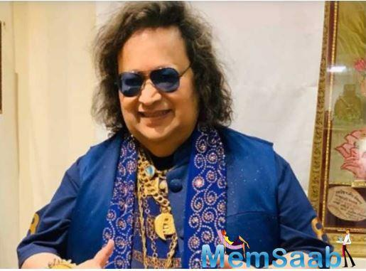 Bappi Lahiri to record song for Hollywood film 'Trap City'
