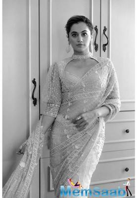 Taapsee Pannu: 'Thappad' doesn't oppose 'Kabir Singh' but physical abuse in love