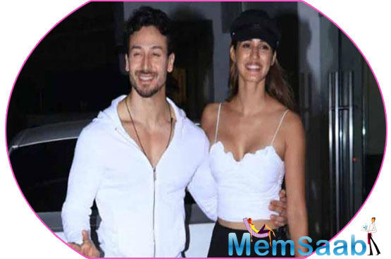 What Relationship?' Disha Patani snubs question about Tiger Shroff ; says nepotism exists in every industry