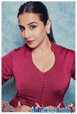 In 2019, Vidya garnered praise for her performance in 'Mission Mangal'.