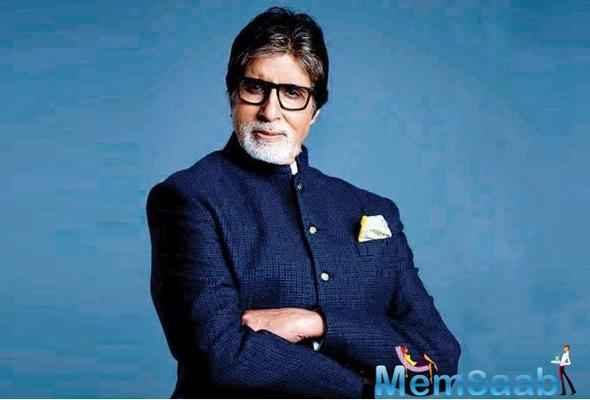 Sharma is now hoping to do another film with Bachchan Senior.
