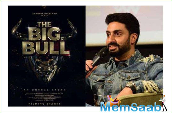 Anand Pandit: Abhishek Bachchan is a dream to work with!