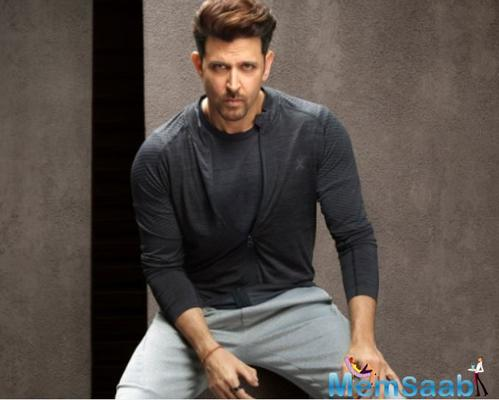 """Hrithik shares, """"I am frankly more comfortable doing characters where the exterior is not something I have to sell as 'sexy'. Because it really is a lot of hard work, physically, and there is a chance to get carried away by that exterior."""""""