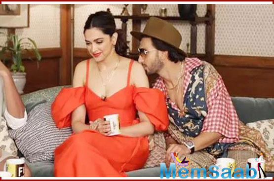 His & Hers Vacation: Deepveer  jet off to some exotic location
