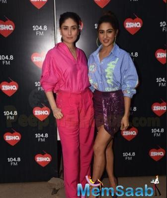 No one hits on me because I am an intimidating and a well-opinionated lady, says Sara Ali Khan