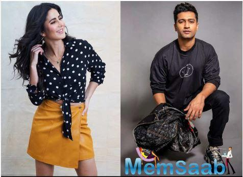 Finally breaking the silence, Vicky Kaushal opened up about dating Katrina and told a news portal that he doesn't feel there is any scope of clarification.
