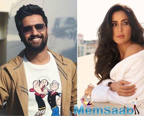 Vicky Kaushal reacts to rumours of dating Katrina Kaif and describes love as the 'best feeling'