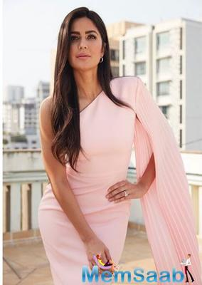 Katrina Kaif has it in her to be a Superhero Bollywood can be proud of. She's gorgeous, can be lethal, and a complete badass