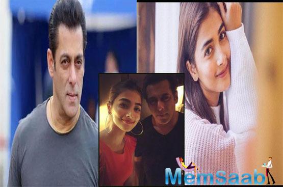 It is official: Pooja Hegde will see opposite Salman Khan in his Eid 2021 release 'Kabhi Eid Kabhi Diwali'