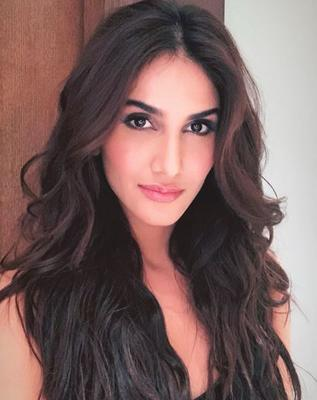 Vaani Kapoor slays in this all-black corset gown