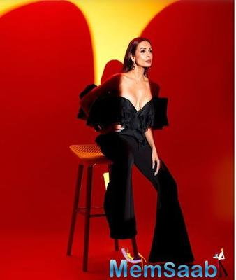 Malaika Arora bold picture clad in an all-black ensemble
