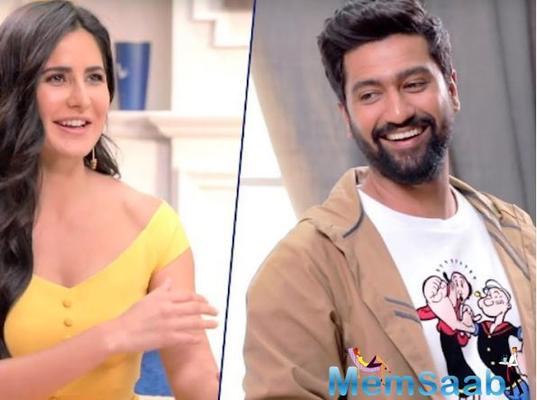 Vicky Kaushal and Katrina Kaif's  hush-hush relationship going strong?