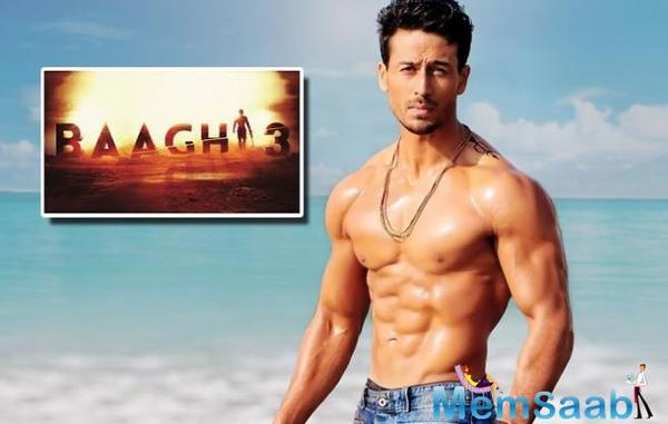 Tiger Shroff uplifts Baaghi 3 with his extravaganza action!
