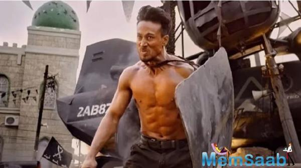 The unbeatable action scenes executed by Tiger Shroff in Baaghi 3 trailer makes it the highest viewed trailer in a span of 24 hours which is unfeasible.