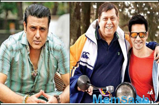 David Dhawan: Nobody can be Govinda