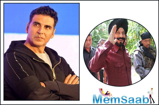 Akshay Kumar will next play MS Bitta, the chairman of All India Anti Terrorist Front