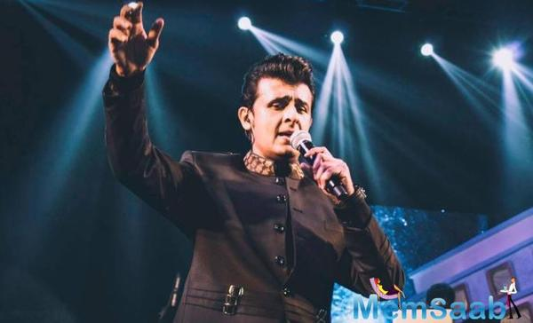 Sonu Nigam: I have agreed to perform at the event next year