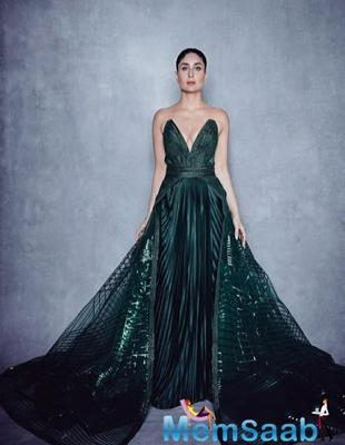 Kareena clarifies; she doesn't put too much thought into what she wants to wear