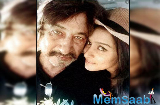 Shraddha Kapoor day out with father Shakti Kapoor