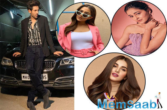 From Sara Ali Khan to Tara Sutaria: Is Kartik Aaryan liked to spend time with his co-stars?