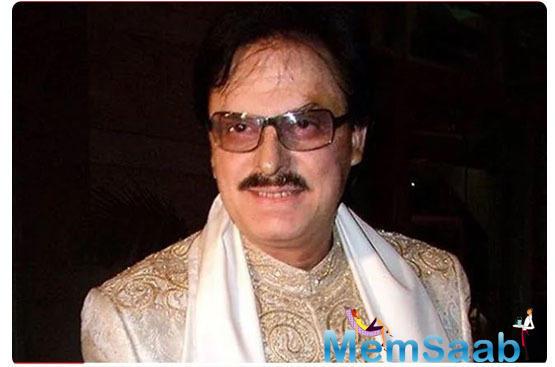 Filmmaker Sanjay Khan all set to launch another book