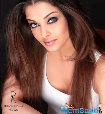 Aishwarya Rai Bachchan leaves her fans spellbound with her picture from Dabboo Ratnani's Calendar shoot