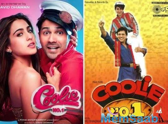 Govinda finally breaks his silence on 'Coolie No 1'