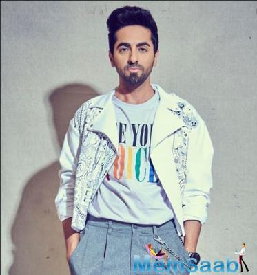 The actor, who made his big Bollywood debut with 'Vicky Donor', says he rejected 5-6 films before zeroing in on the film as his debut film.
