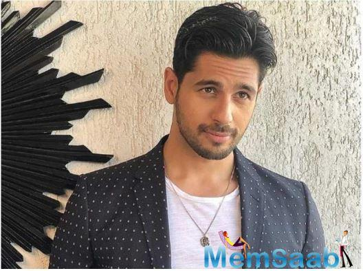 Sidharth Malhotra's first movie in a double role to start rolling in May, Deets Inside