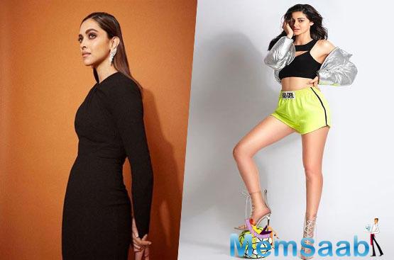 "Ananya Panday says she has ""interesting"" onscreen equation with Deepika Padukone in Shakun Batra's next"