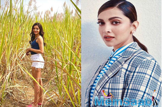 Talking about Deepika Padukone, Ananya added that even though she's a superstar, she's one of the most down to earth and normal celebs she has known and worked with.