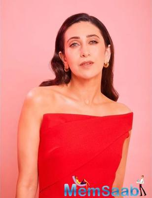 Programme creator Ekta Kapoor says that the concept of the show that came to her made her want to make that into a web series, and the first name that came to her mind was Karisma.