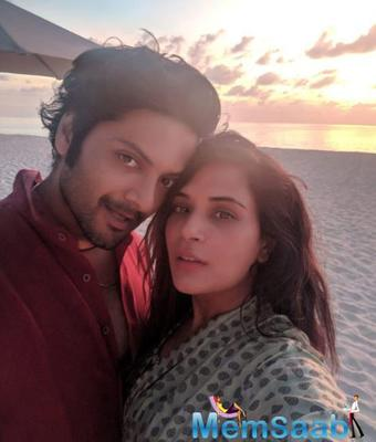 Richa Chadha and Ali Fazal register themselves for wedding, deets inside!